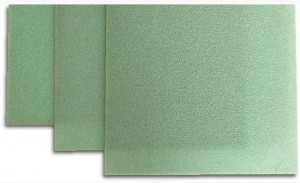 AIREX® arkusz C70.75 green (2000 x 500 x 15 mm)